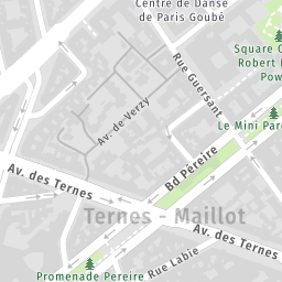 Place de la Porte Maillot Paris 75 Commerces boutiques et