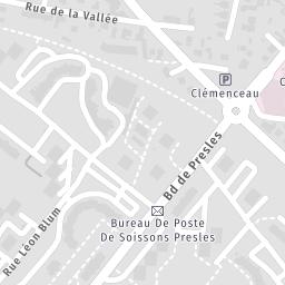 Avenue Robert Schuman Soissons 02 Commerces boutiques et